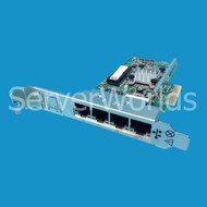 HP NIC 331T PCIe 649871-001 Ethernet 1GB 4-Port Adapter  647592-001 647594-B21