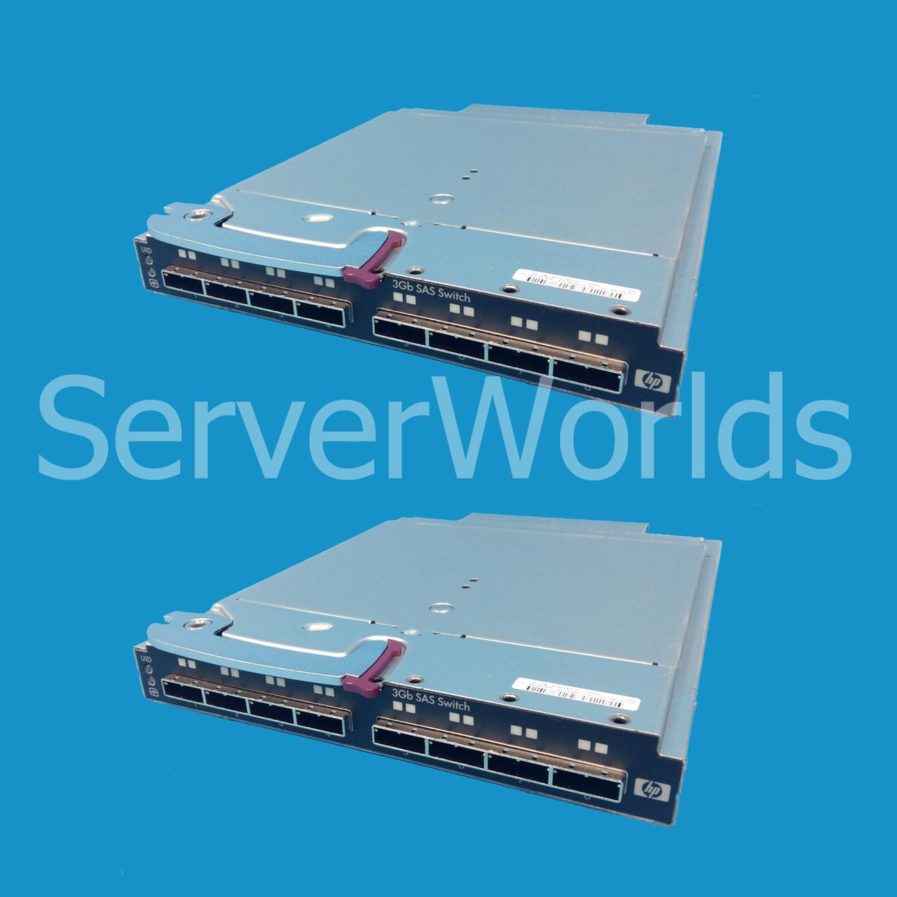 HP AJ865A | Pass Through Module 3GB BLc 2Pcs