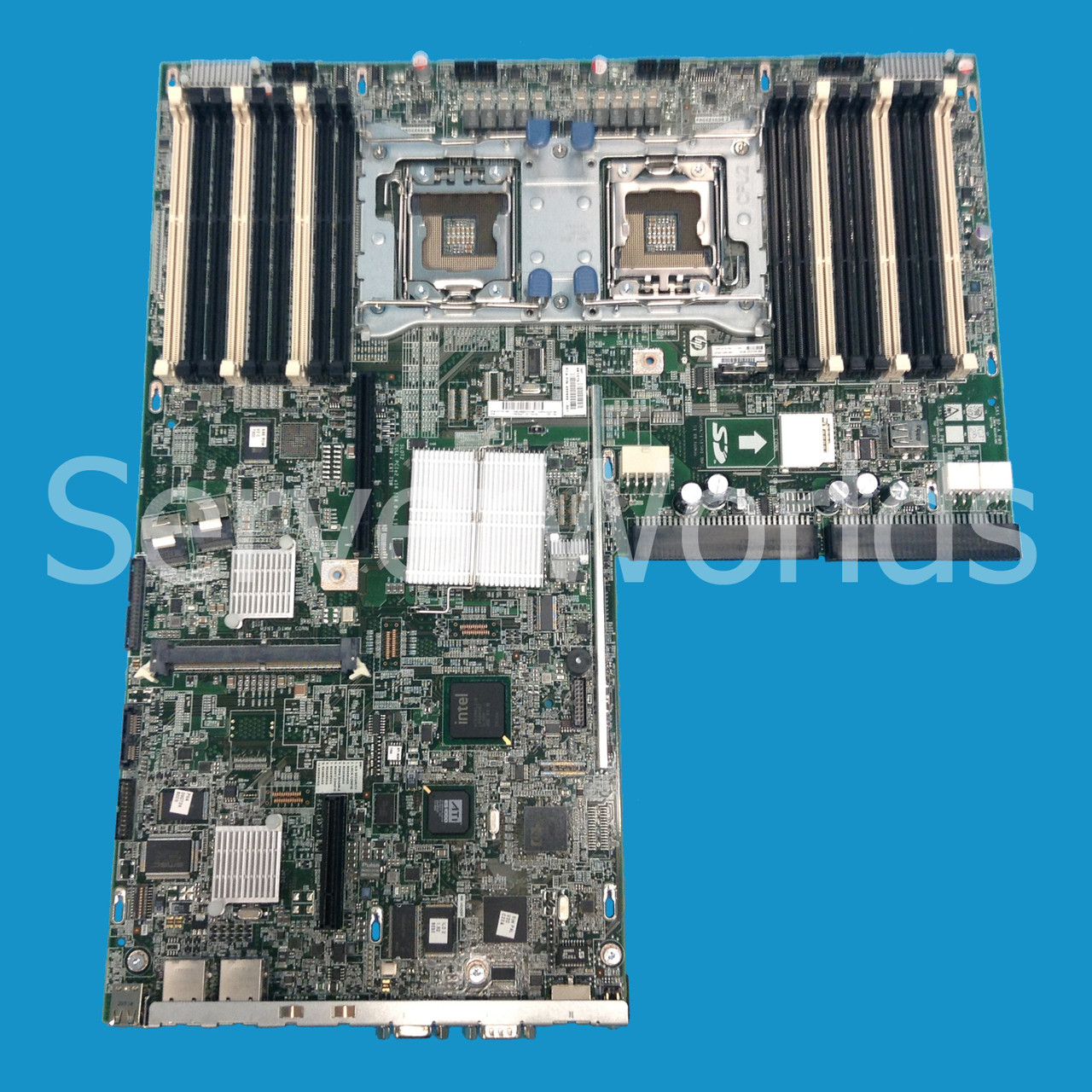 HP 493799-001 DL360 G6 System Board 462629-001