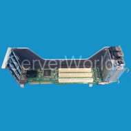 HP 228495-001 DL 380 G2 I/O Board with Cage