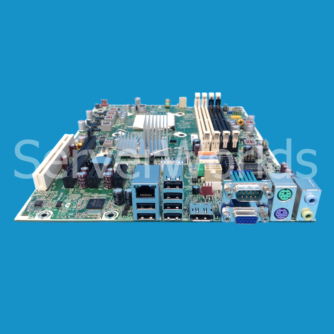 HP 531966-001 6005 SFF System Board 503336-000, 503335-001