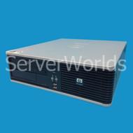 HP DC 5850 SFF AMD A4450 1GB, 80GB, HDD - Win7