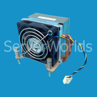 HP 449796-001 DC 7800 SFF Heat Sink with Fan