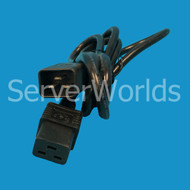 IBM 00N7700 C19 to C20 6FT Power Cord