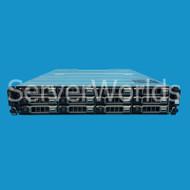 Refurbished Powervault MD1200 Storage Array, 12 x 300GB, Rails