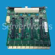 HP 376474-001 DL 580 G3 SCSI Backplane Board