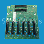 HP 411794-001 DL 580 G4 SAS Backplane 012564-501