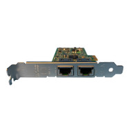 Dell 0FCGN Broadcom 5720 2 x 10/100/1000 PCIe Network Card