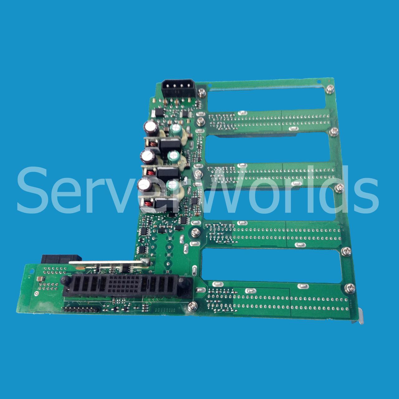 HP DL580 G5 POWER BACKPLANE BOARD 451885-001