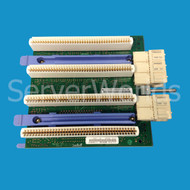 IBM 80P5105 U320 4-Pack SCSI Disk Drive Backplane Board