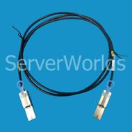 HP 430066-001 SAS Min-Min 1 X 2M Cable 406592-001, AE470A
