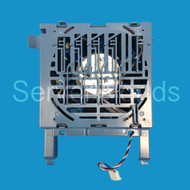 HP 459185-001 ML150 G5 Hard Drive Fan Baffle 450418-001