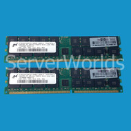 HP 379300-B21 4GB Kit (2 x 2GB) PC3200 RAM