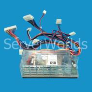 HP 390548-001 ML350 G4 Power Supply Backplane Board 382176-001