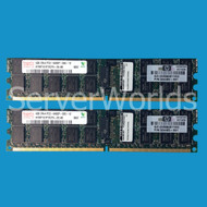 HP 504351-B21 8GB (2x4GB) PC2-6400P Memory Kit