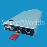 HP 441834-001 BL C3000 KVM Module 437569-001, 437575-B21