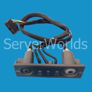 HP 225034-001 ML 370 G3 Power Switch 225034-002, 230986-001