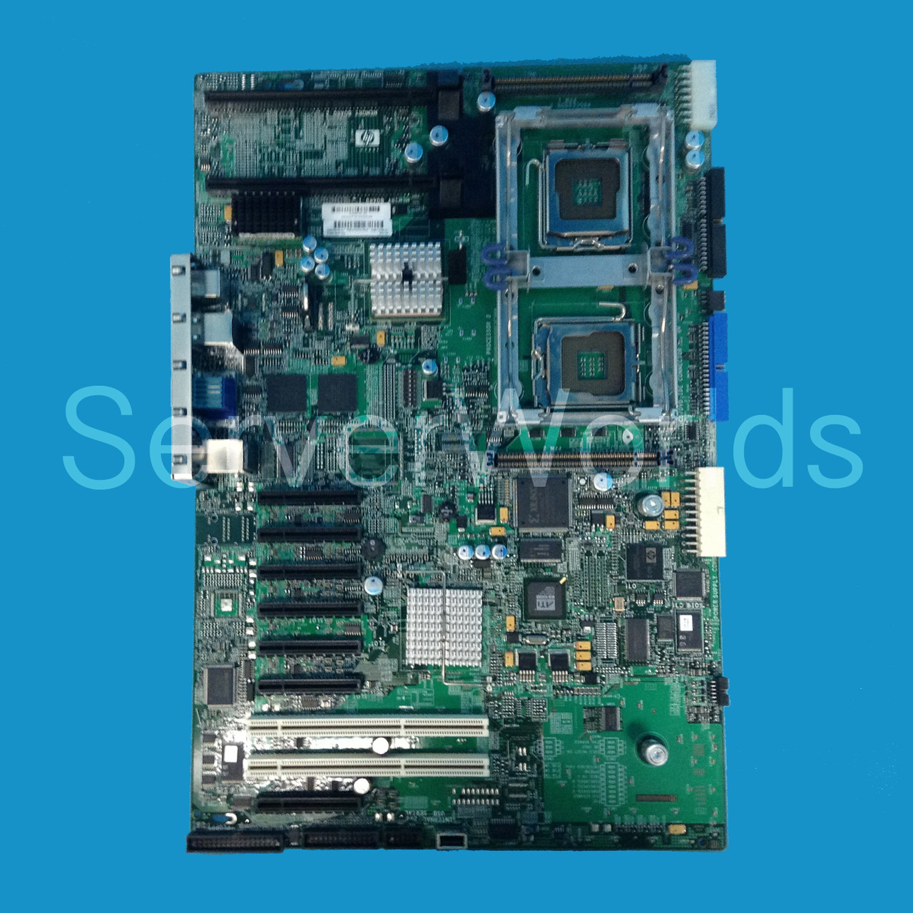 HP 434719-001 | ML 370 G5 System Board | HP 409428-001