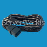 HP 178968-001 12Ft 120V Power Cord 237457-001