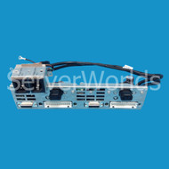 HP 101973-001 Proliant 6400 Backplane Board 010200-001