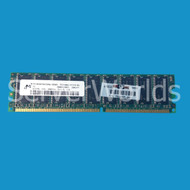 HP 260655-001 512MB PC2100 DDR ECC Memory Module 267907-B21