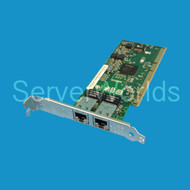 HP AB352-60003 RX4640 PCIx 2 Port 1000 Base T Server Adapter AB352A