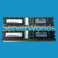 HP 343056-B21 2GB PC3200 Ram Kit (2 x 1GB)