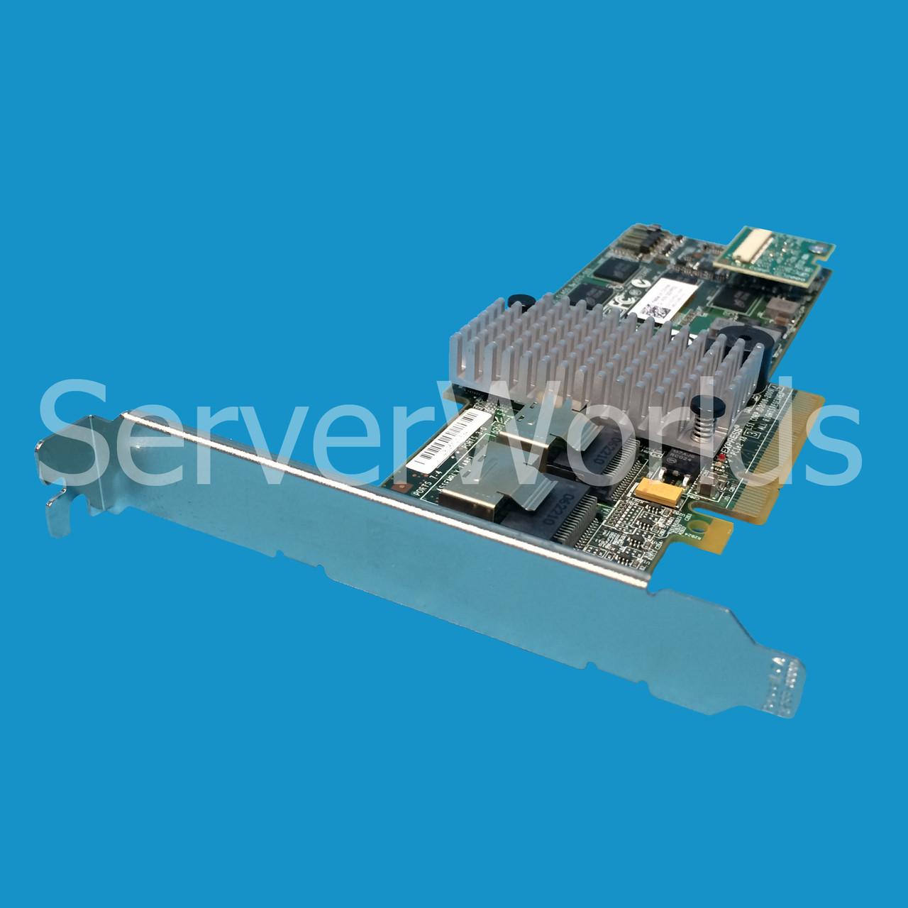 Dell DYF52   LSI 9260 8I Mega Raid Controller - Serverworlds