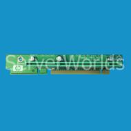 HP 431715-001N DL 320 G5 PCIX Riser 431454-001N, 419557-B21N