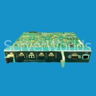 HP 218681-001 6 Port Fibre Channel Module 218232-B22, 229687-001