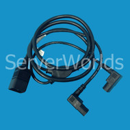 HP 319304-001 | 2 5M C19-C20 Power Cable | HP 242867-002