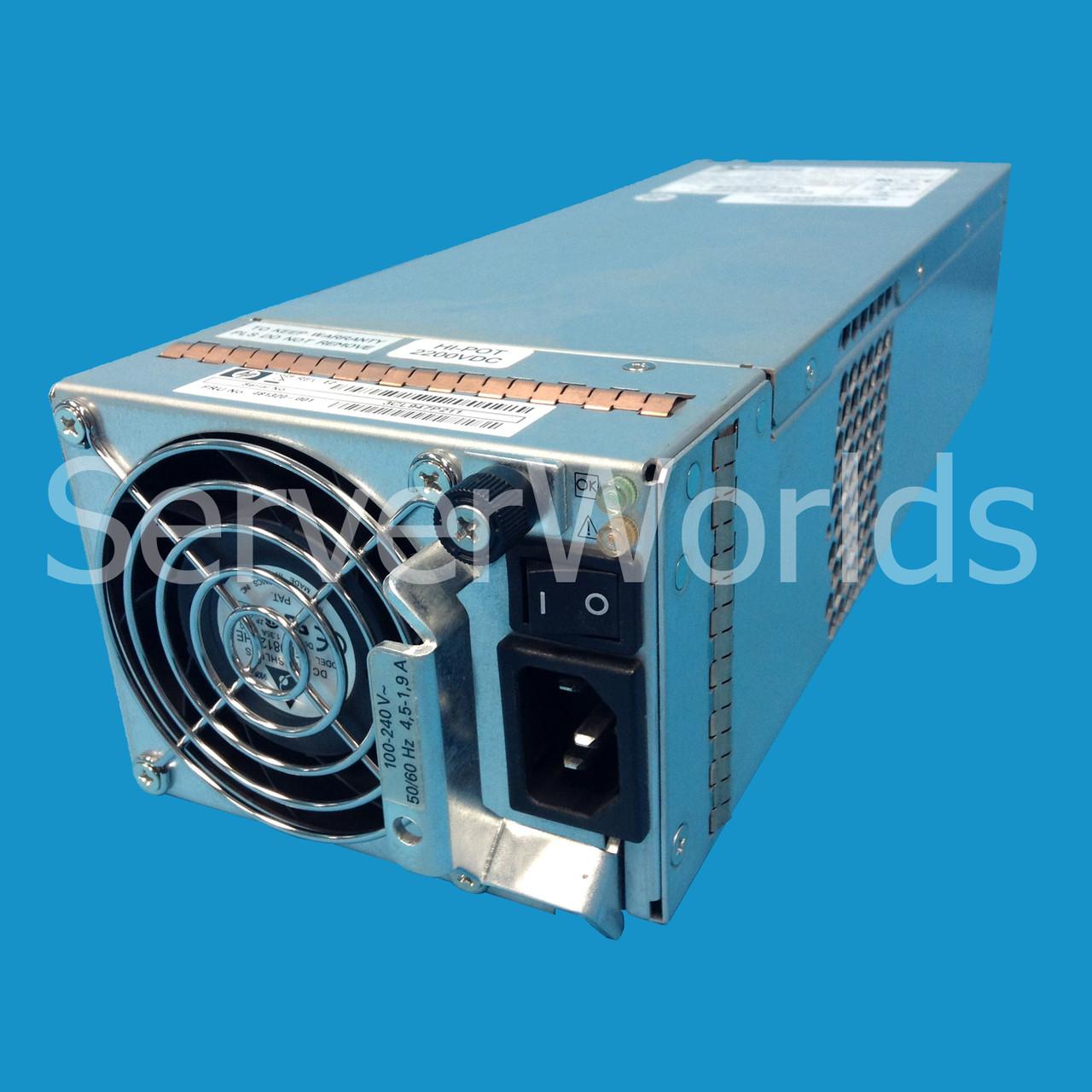 HP 481320-001 | MSA2000 595W Power Supply | HP 592267
