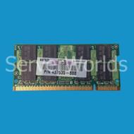 HP 437535-888 1GB PC2-5300S 677MHz Memory GK995AA