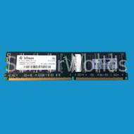 HP 326669-051 1GB PC3200 Desktop Memory 335700-001, 407311-001