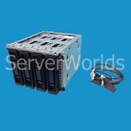 HP 487737-B21 ML110 G7 5U LFF Hot Plug Drive Cage Kit