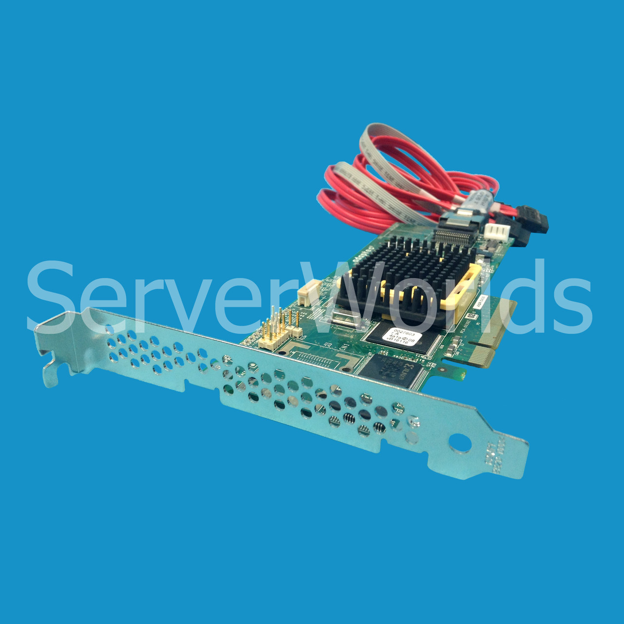 Adaptec ASR-2405 | 2405 PCIe Raid Controller - Serverworlds