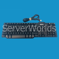 Dell DJ331 Black USB Keyboard SK-8115