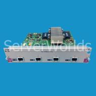 HP J4821A ProCruve 4 Port 1000 GBIC Module 5300XL