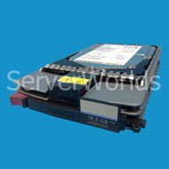 HP 235065-001 18.2GB 15K RPM SCSI Hard Drive 189395-001 188122-B21