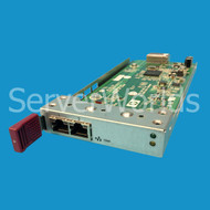 HP 631110-001 Dual Port 1GB EN I/O Module 611378-001, BV897A