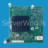 HP 616010-001 4-Port 1GB Ethernet Adapter 366M 615727-001, 615729-B21