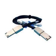 HP 408767-001 2M External MINI SAS Cable - OEM 407339-B21, 407344-003