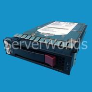 HP 454412-001 450GB 15K FC Disk 404396-003, 447186-003, 495277-005