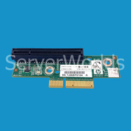 HP 603890-001 PCI-Express X8 Riser Card 601447-001 601446-B21