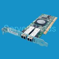 Qlogic QLA2462 4GB Dual Port PCI-X HBA