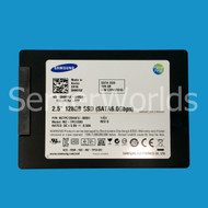 """Dell NMY6F 128GB 6GBPS 2.5"""" SATA Solid State Drive MZ7PC128HAFU-000D1"""