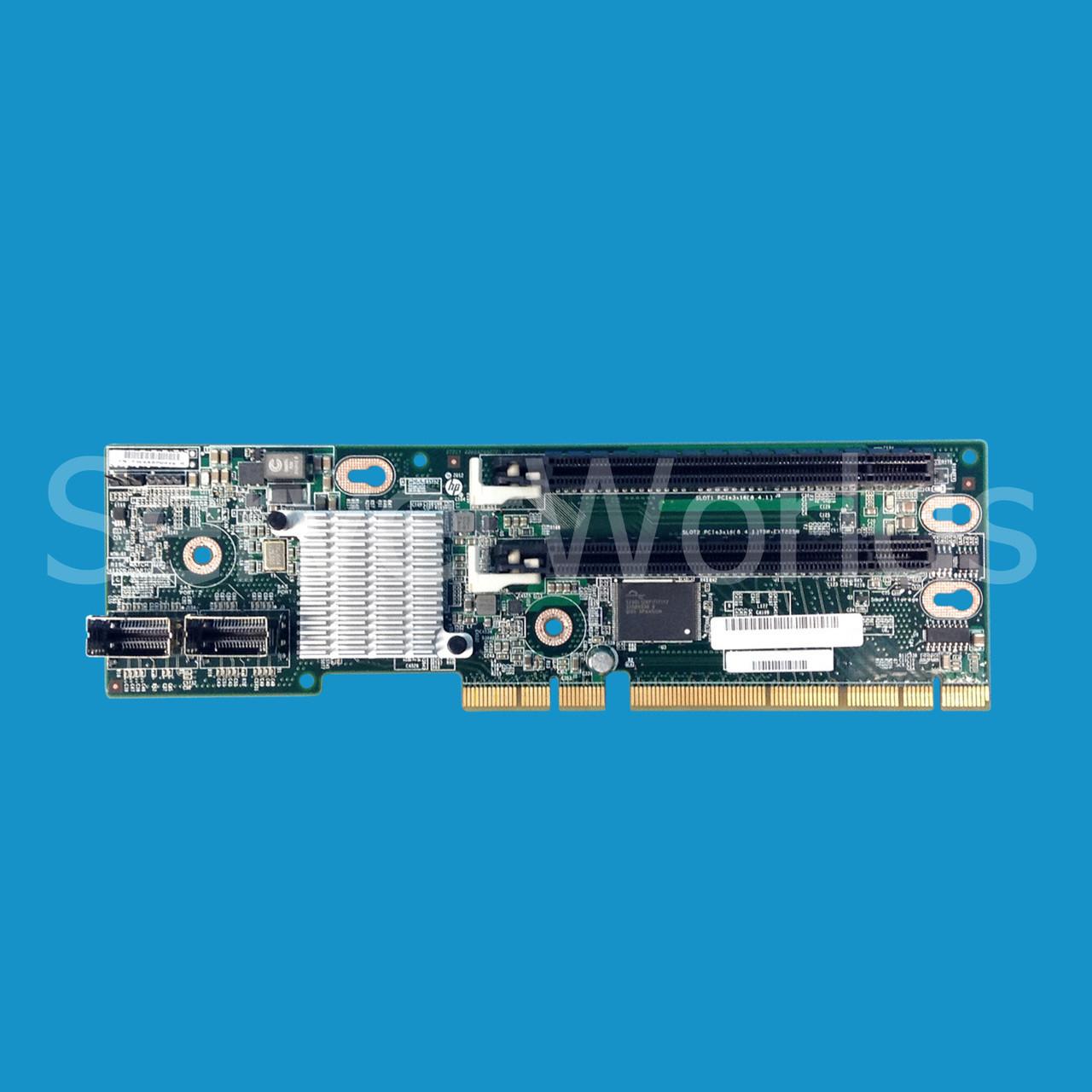 New Bulk 687962-001 HP DL380 Gen8 PCIe Riser Board 2
