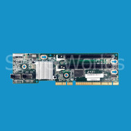 HP 684896-001 DL380e G8 PCI Riser Board LSI with B320i Controller 661402-B21