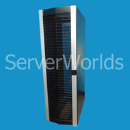 Refurbished Dell 4220 42U Server Rack w/Front and Rear Door and Sides