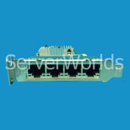 HP 593743-001 NC365T 4-Port Nic Short 593722-B21, NC365T